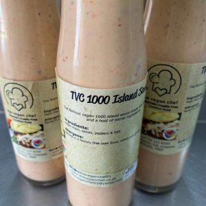 TVC 1000 Island Sauce